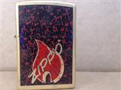 ZIPPO 2009 RED FLAME LIGHTER